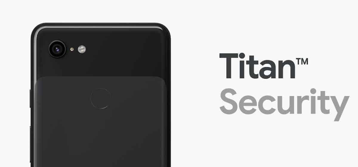 Titan M Security Chip - macht die Pixel Smartphones sicherer