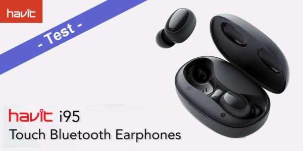 Im Test - das HAVIT i95 TWS Bluetooth Headset