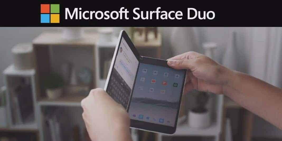 Microsoft Surface Duo - mit Doppeldisplay und Android zurück auf den Smartphonemarkt