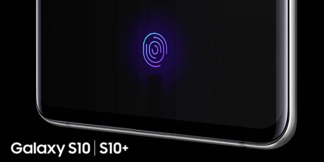 Keine Panik - der Samsung Galaxy S10 Fingerabdrucksensor lässt sich überlisten