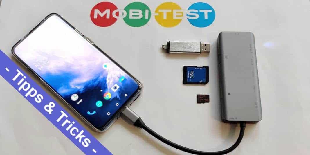Android Speicher erweitern - so funktioniert es garantiert