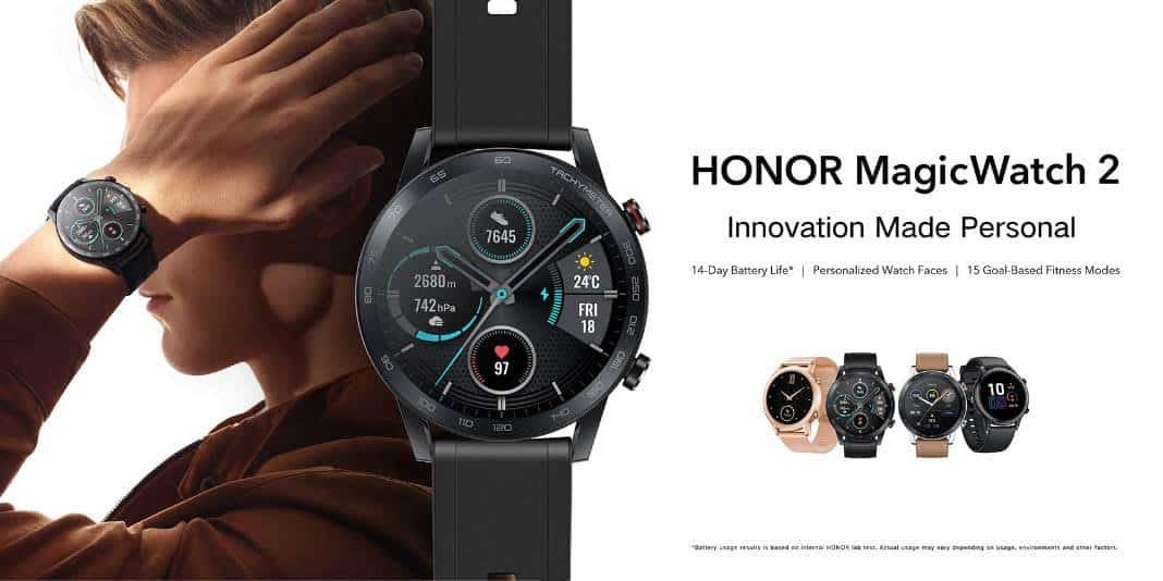 Honor MagicWatch 2 - wieder eine gar nicht so neue Smartwatch