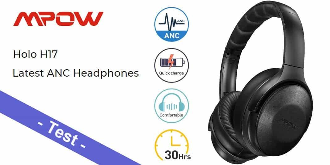 Mpow H17 im Test - taugt dieses günstige ANC Over-Ear Headset?