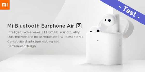 Xiaomi Airdots Pro 2 aka Xiaomi Air 2 im Test
