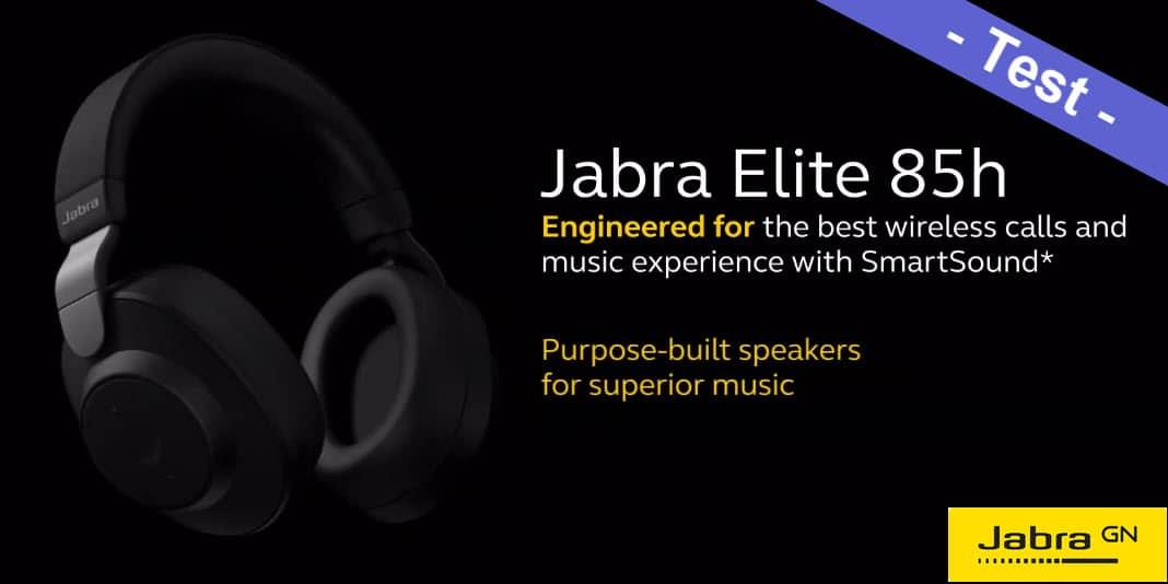 Jabra Elite 85h im Test – was ich gut finde und was nicht