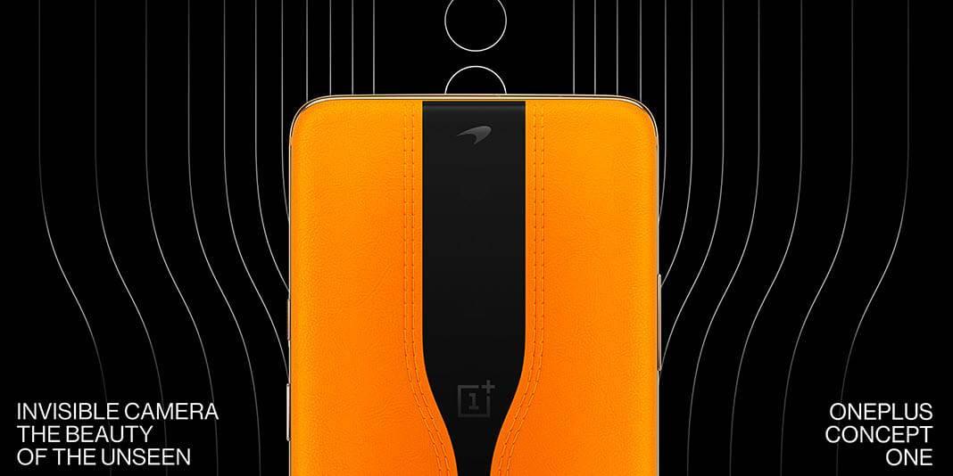 OnePlus Concept One - neuer Look mit alter Technik