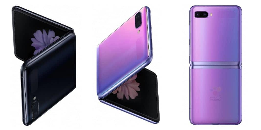Samsung Galaxy Z Flip - der Kühlschrank unter den Klapphandys
