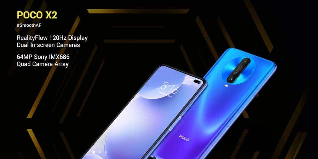 POCO X2 by Xiaomi - das europäische Redmi K30