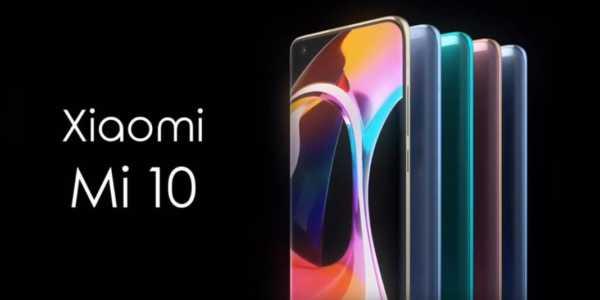 Xiaomi Mi 10 und Xiaomi Mi 10 Pro vorgestellt