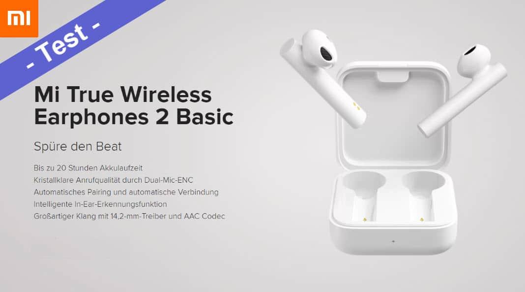 Xiaomi Mi True Wireless Earphones 2 Basic Im Test Was Ich Gut Finde Und Was Nicht Mobi Test